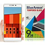 BlueArmor HD Clear 2.5D Curved Tempered Glass Screen Guard Protector for Xiaomi Redmi 4A