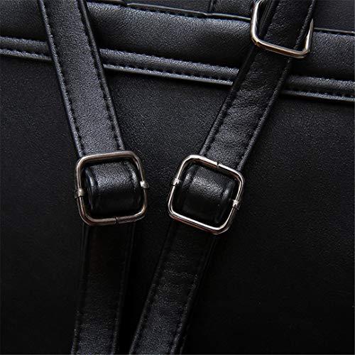 filles dos sacs de femmes d'école sac voyage petit cuir Black sac mode sacs dos dos femmes sac En SXvwaqS