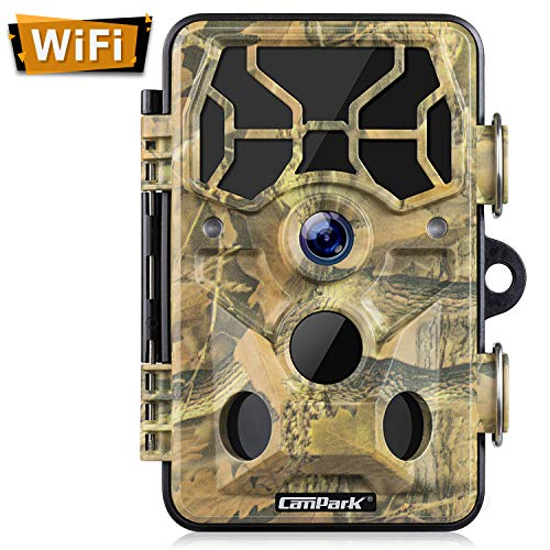 Campark Trail Camera-WiFi 20MP