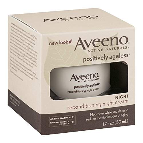 Aveeno Active Naturals Positively Ageless Reconditioning Nig