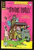 Addams Family #1 Gold Key 1975 Hanna Barbara