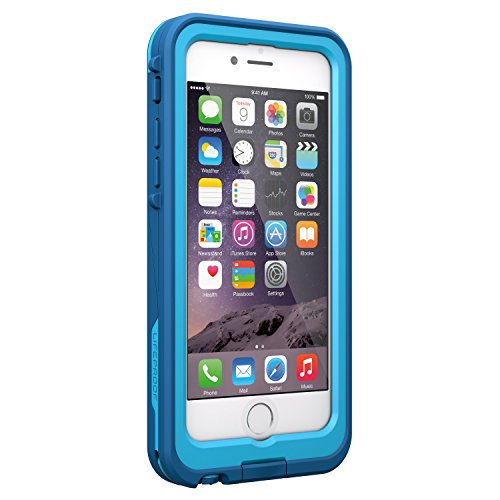 Lifeproof FRE POWER iPhone 6/6s (4.7'' Version) Waterproof Battery Case - Retail Packaging - BASE JUMP BLUE (BASE BLUE/SNOWCONE BLUE) by LifeProof (Image #1)
