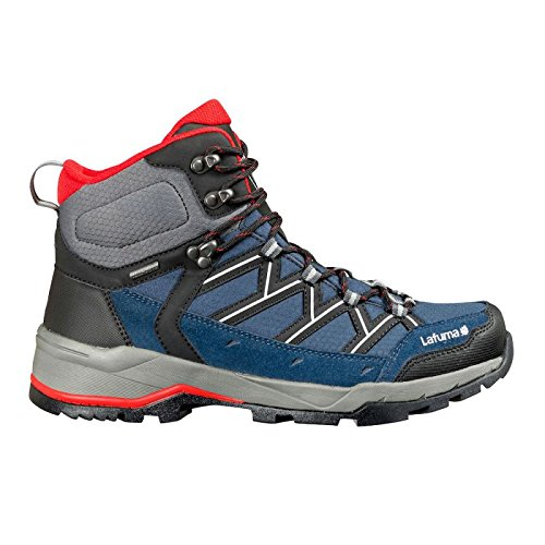 M Aymara (Sprache)-Schuhe Trekking Herren Insigna Blue / Vibrant Red