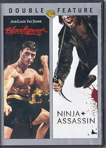 Bloodsport and Ninja Assassin (Double Feature)