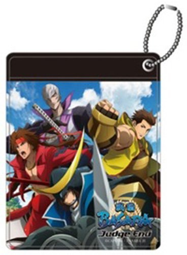 Sengoku BASARA Judge End color path case four warlords