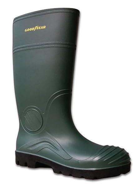 Botas de goma Goodyear/Botas de seguridad/Botas de trabajo Hombre Belgrave S5