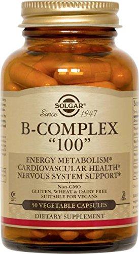 Vitamin B-complex 50 Capsules - 4