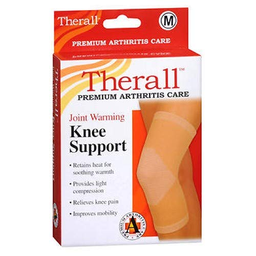 (Therall Joint Warming Knee Support Medium 1 Each (Pack of 2))