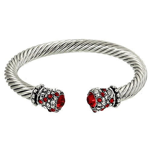 falari-cable-wire-bracelet-rhinestone-crystal-light-siam-b0323-ls