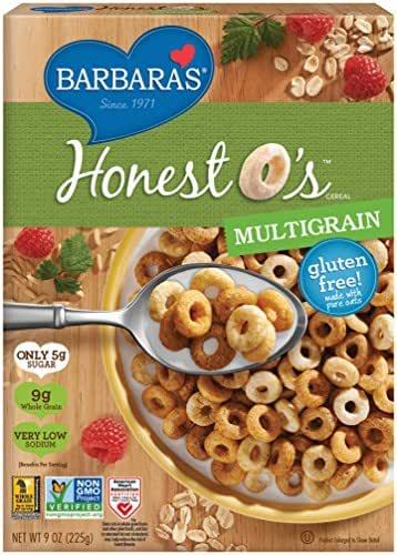 Breakfast Cereal: Barbara's Honest O's