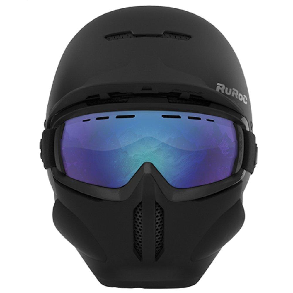 ruroc RG1 de X II - Casco de esquí y snowboard casco Core + magloc ...