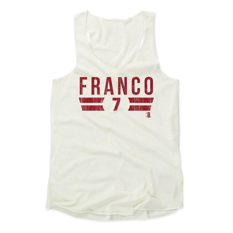 Maikel Franco Font R Philadelphia Women's Tank Top