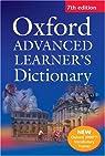 Oxford Advanced Learner's Dictionary par Hornby