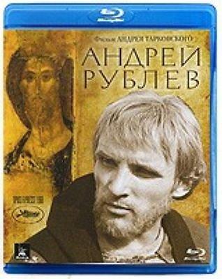 Andrei Rublev Blu RAY Andrey Tarkovsky ENGLISH SUBTITLES.Menu in Russian REGION FREE