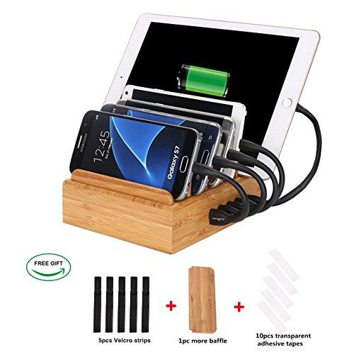 Coeuspow Multi Device Organizer Universal Smartphone