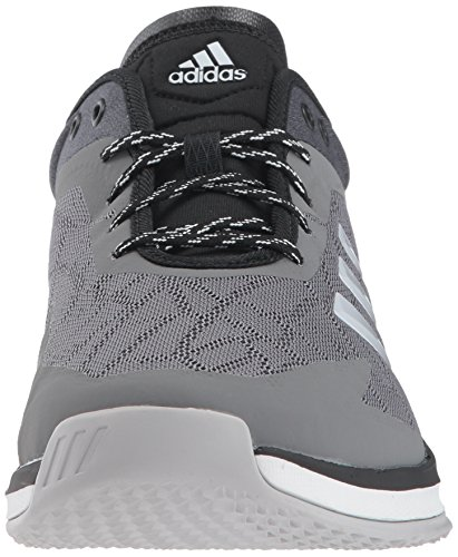 black Adidas Grey Speed Uomo Da White 4 crystal Originals Trainer zzxwrFY