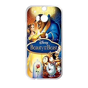 ORIGINE Beauty and the Beast Case Cover For HTC M8 Case by ruishername