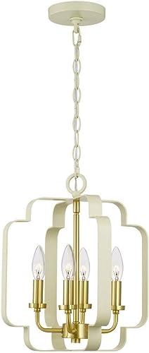 Quoizel CEN5204LCR Centennial Lantern Foyer Pendant Lighting