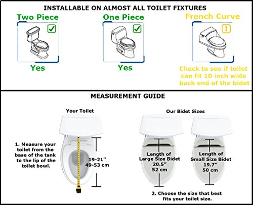 Admirable Uspa Ub 6035R Warm Water Bidet Toilet Seat Dual Nozzle Dailytribune Chair Design For Home Dailytribuneorg