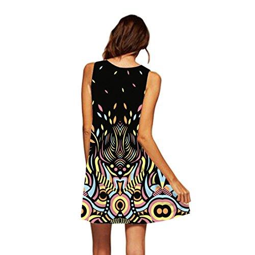 sans Femme Tunique Jupe de Plage Courte Robe Fille YICHUN Crayon Line Robe 15 Manche de Mini A Jupon Robe Soire de PFqwdY
