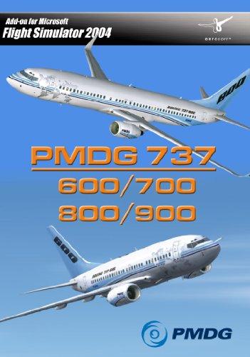 PMDG 737 600/700/800/900 (PC) (UK)