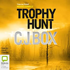 Trophy Hunt Audiobook