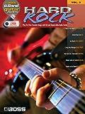 HARD ROCK GUITAR PLAY-ALONG  VOLUME 3 (ROLAND EBAND       CUSTOM BOOK WITH USB STICK)