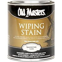 OLD MASTERS 12204 Wip Stain, Spanish Oak by Old Masters