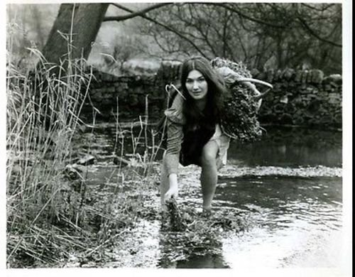 "Susan Fleetwood The Watercress Fianc Original 8x10"" Photo #K2863"