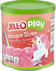 JELL-O Play Monster Edible Slime Gelatin Dessert Kit