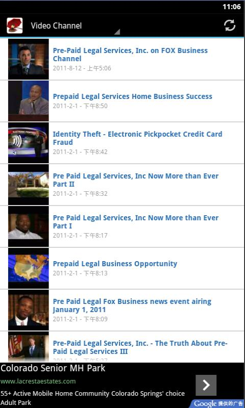 Amazon Prepaid Legal Success Appstore For Android