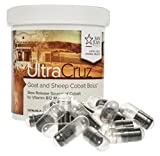 UltraCruz Sheep and Goat Cobalt Bolus Supplement, ...