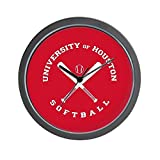 Best Fans With Pride Alarm Clocks - CafePress - University of Houston Softball - Unique Review