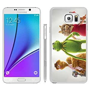 High Quality Samsung Galaxy Note 5 Edge Skin Case ,Muppets Characters White Samsung Galaxy Note 5 Edge Screen Cover Case Popular And Unique Custom Designed Phone Case