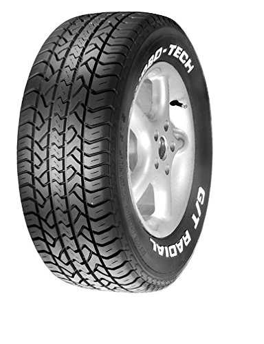 Vanderbilt Turbo-Tech GT All-Season Radial Tire - 225/70R14 99T