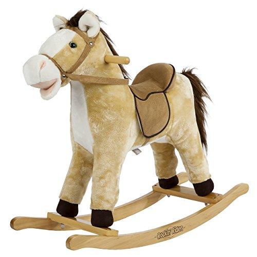 Derby Rocking Horse, Rocking Plush Animal