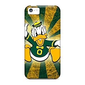 GZK291mvBi Anti-scratch Cases Covers MikeEvanavas Protective Oregon Ducks Cases For Iphone 5c