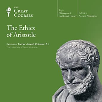 Thus Aristotle gives us his definition of happiness: