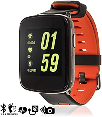 DAM TEKKIWEAR. DMX031RED. Smartwatch Gv68 con Podómetro ...