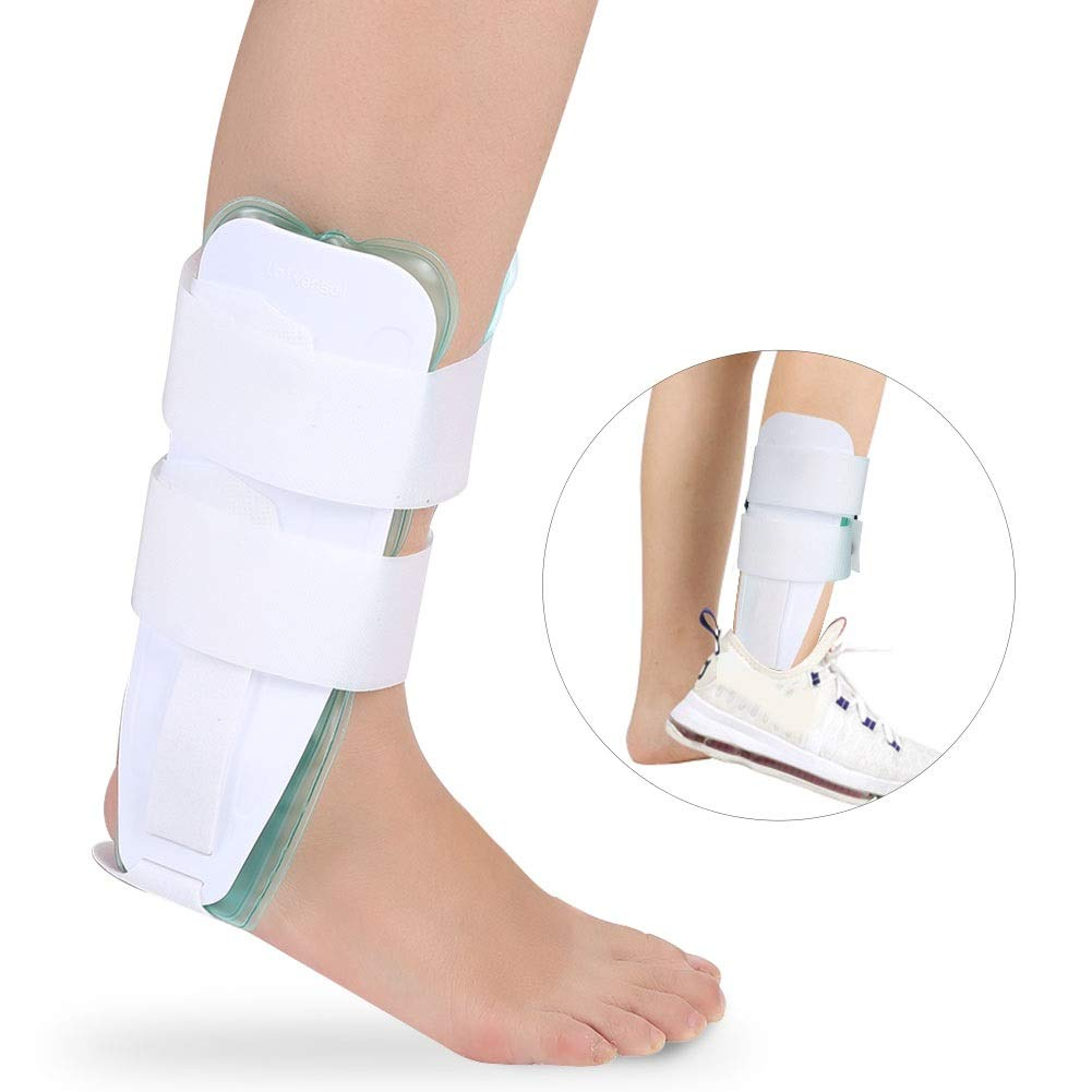 Foot Drop Orthosis Brace Support Protection Ankle Sprain Splint Arthritis Recovery Tool by Yesbaby