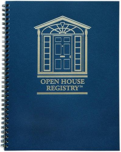 Open House Registry Spiral Navy