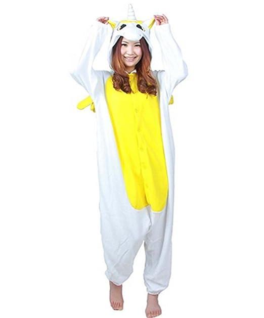 Amazon.com: Unicornio Unisex niños adultos disfraz de ...