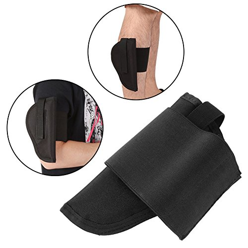 Sizet Band Gun Holster Fixed in Arm and Calf
