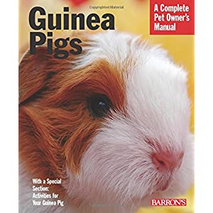 Guinea Pigs (Complete Pet Owner's Manual) 7