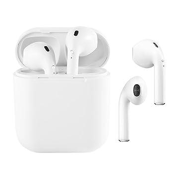 Auricular sin Cable, i8 de TWS de Bluetooth Auriculares Estéreo de Auriculares in-Ear