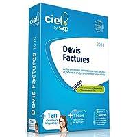 Ciel Devis Factures 2014 + 1 an d'assistance téléphonique