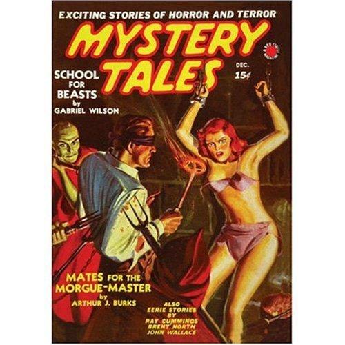 Mystery Tales - December 1939