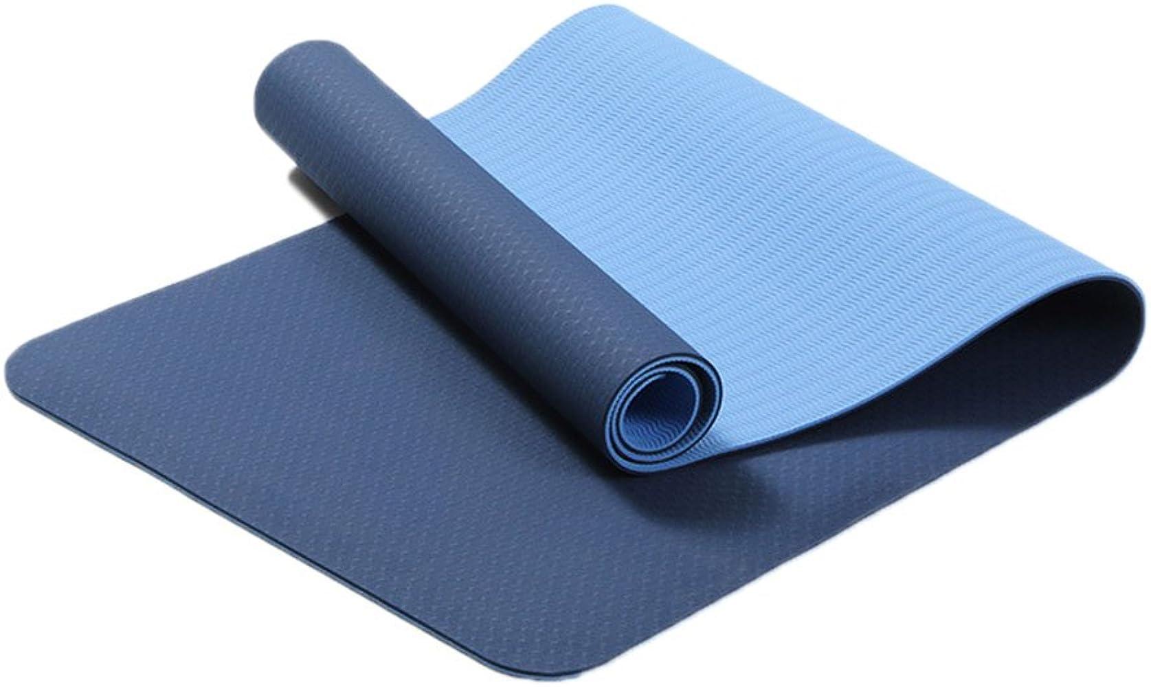 Huateng Colchoneta para ejercicios de yoga - Gimnasio Aerobic ...