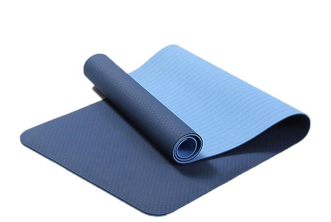 Huateng Colchoneta para ejercicios de yoga - Gimnasio ...