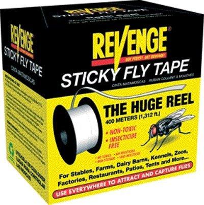 Revenge Fly Tape The Hugh Reel, 1312'